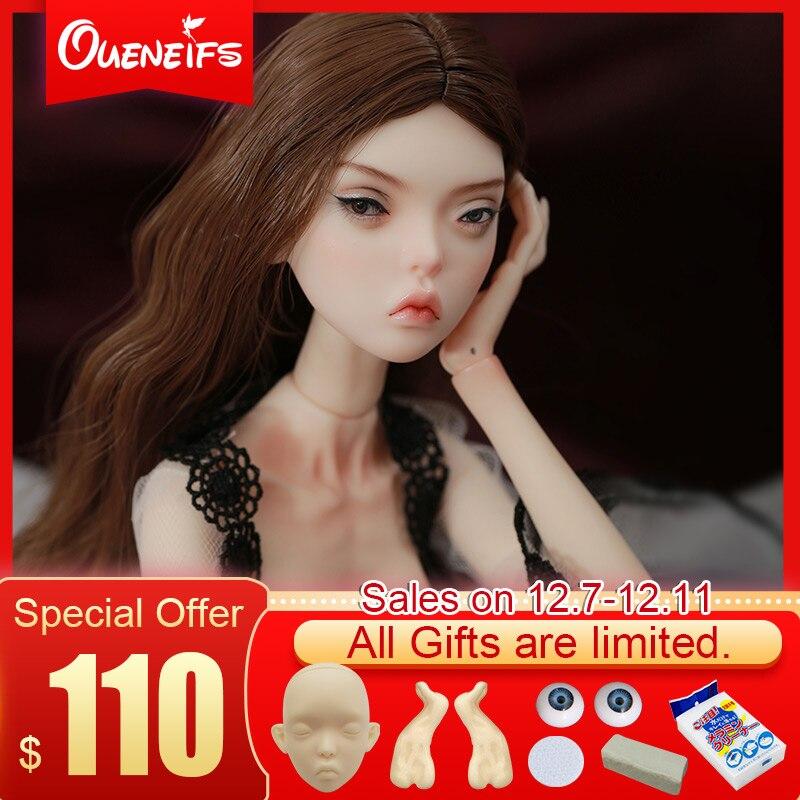 Shuga Fairy 1/4 Phyllis FreedomTeller BJD Doll Movable Joints fullset complete professional makeup Toys for Girls Gift